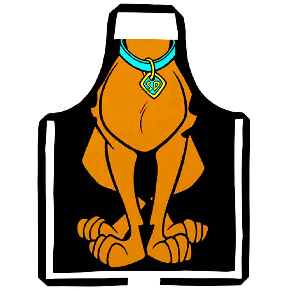 Avental De Cozinha Scooby Doo 3004 Versareanosdourados