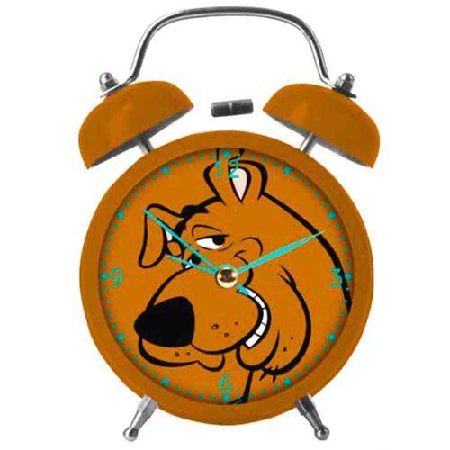 Relogio-Despertador-Scooby-Doo----------------------------------------------------------------------