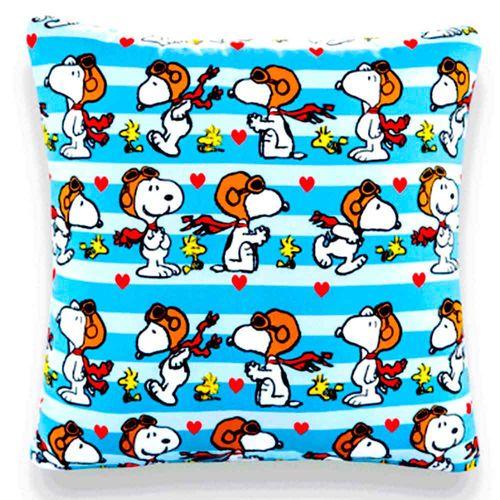 Almofada-Snoopy-e-Woodstock-------------------------------------------------------------------------