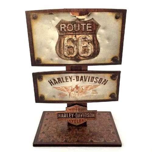 Pedestal-Harley-Davidson----------------------------------------------------------------------------