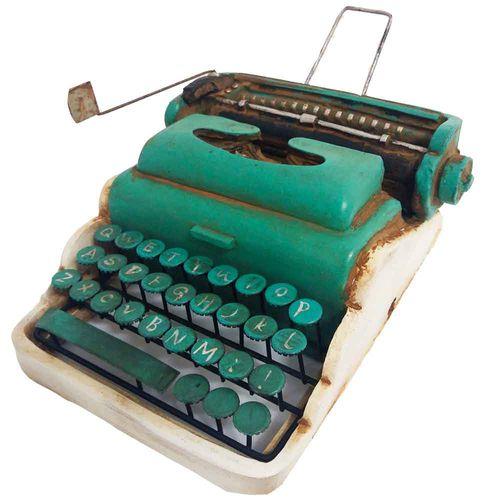 Miniatura-Maquina-de-Datilografar-------------------------------------------------------------------