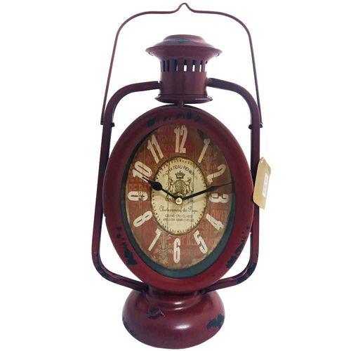 Relogio-de-Mesa-Retro-Lanterna-Vermelha-------------------------------------------------------------
