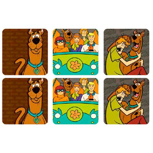 Porta-Copos-Scooby-Doo------------------------------------------------------------------------------