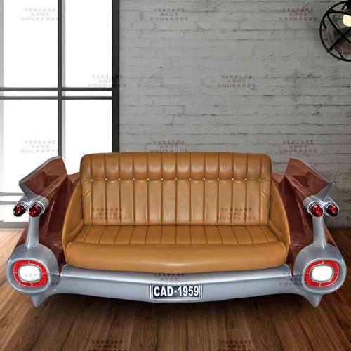 Sofa-Cadillac-007-Live-And-Let-Die-Marrom---Estofado-Caramelo