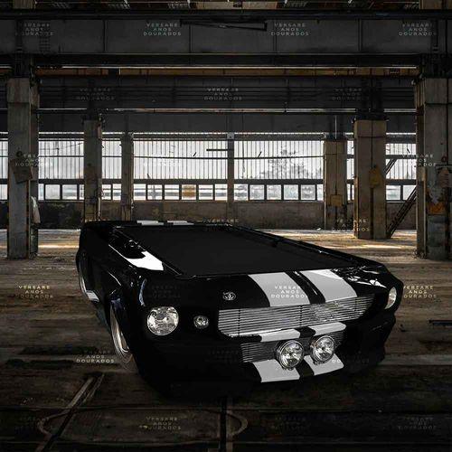 Mesa-De-Bilhar-Mustang-Sally-Preto---Tecido-Preto