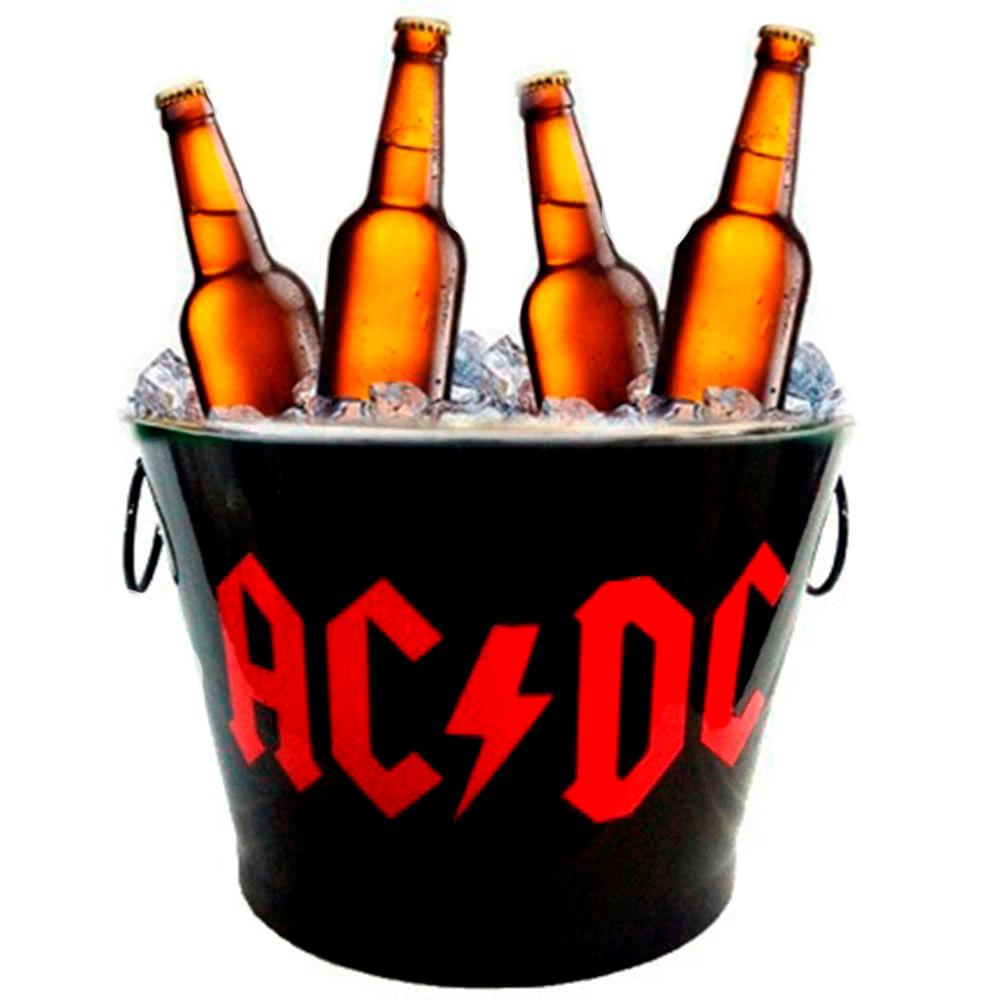 Muitas vezes Balde De Cerveja Ac/dc 7,5l - 3250 - versareanosdourados FX43