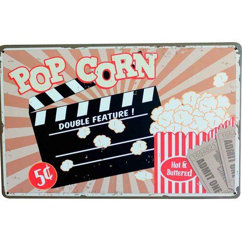 Placa-De-Metal-Decorativa-Pop-Corn