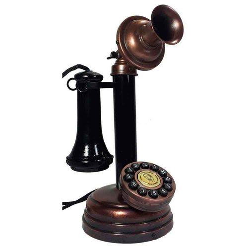 Telefone-De-Mesa-Antigo-Castical-1949-Retro
