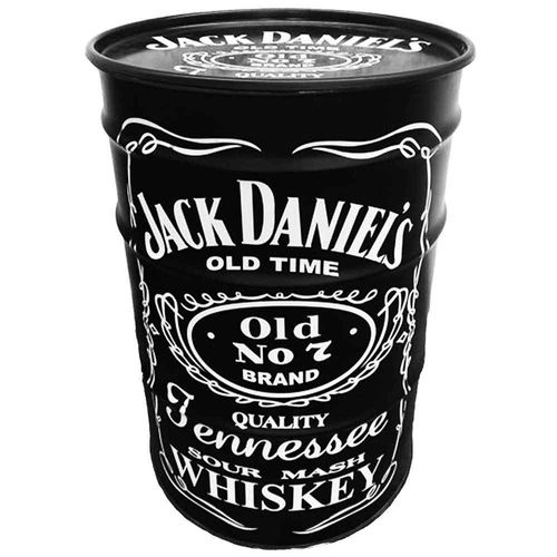 Tambor-Decorativo-Jack-Daniels-Vintage-Industrial