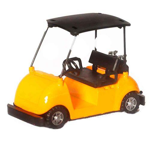 Apontador-Retro-Miniatura-Carrinho-De-Golf-Amarelo