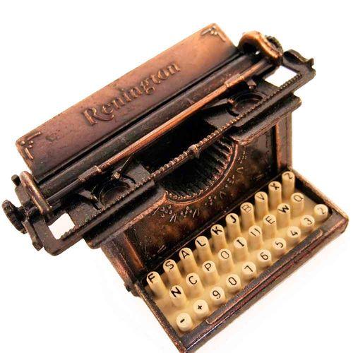 Apontador-Retro-Miniatura-Maquina-De-Escrever-Envelhecido