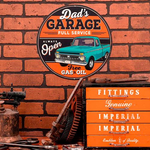 Imagem Garage Style