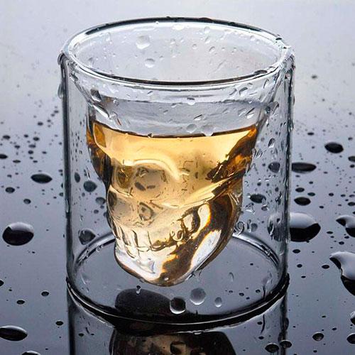 Imagem Glass Skull