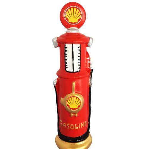 Cofre-De-Moedas-Bomba-De-Gasolina-Vermelha-Shell