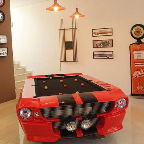 Imagem Ford Mustang House Custom