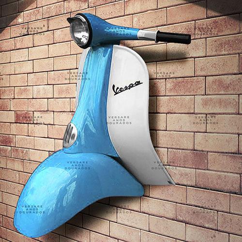 Imagem Vespa House Custom