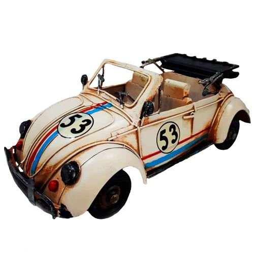 Miniatura-Fusca-Herbie-Conversivel