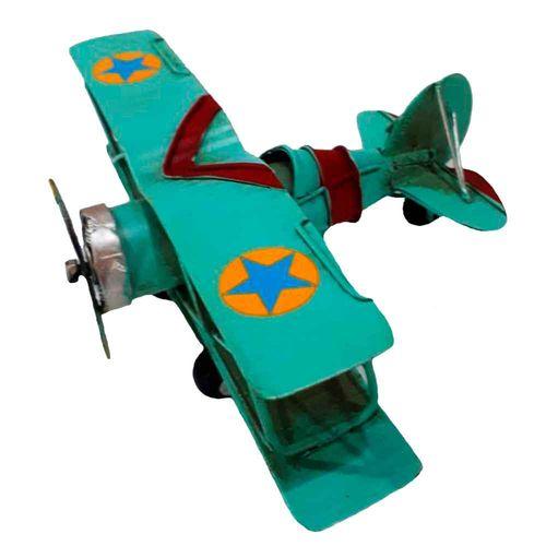 Miniatura-Aviao-Estrela-Azul