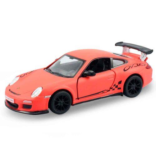 Miniatura-2010-Porsche-Cayman-S-911-Gt3-Rs-Escala-1-36-Laranja