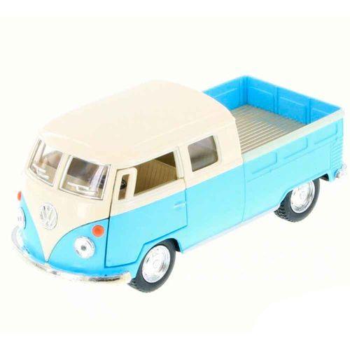 miniatura-1963-volkswagen-kombi-pickup-cabine-dupla-azul-pastel-cod-542201