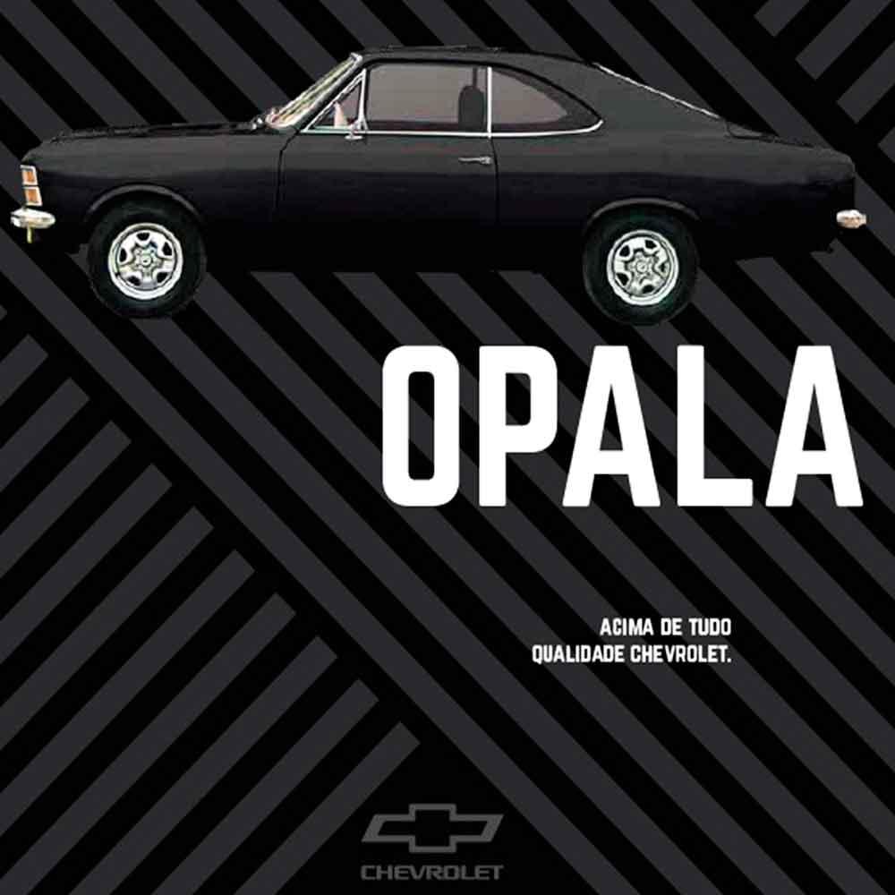 Imagem Coleção Opala