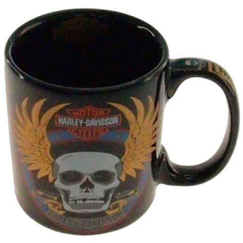 Caneca-Harley-Davison-Skull