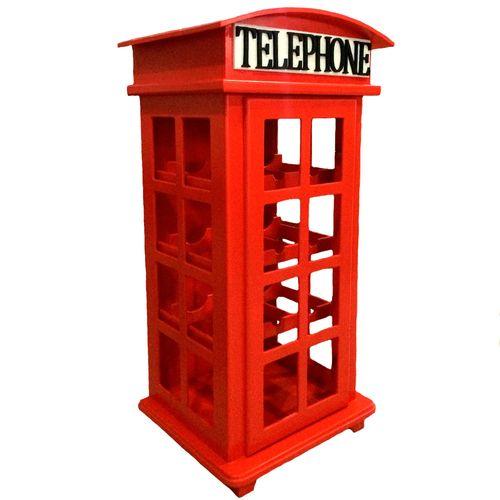 Adega-Cabine-Telefonica-Vermelho---Unica
