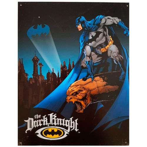 Placa-De-Metal-Batman-The-Dark-Knight
