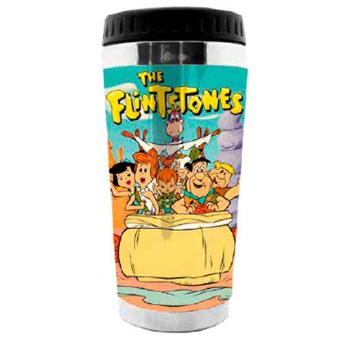Copo-Termico-Familia-Os-Flintstones-----------------------------------------------------------------