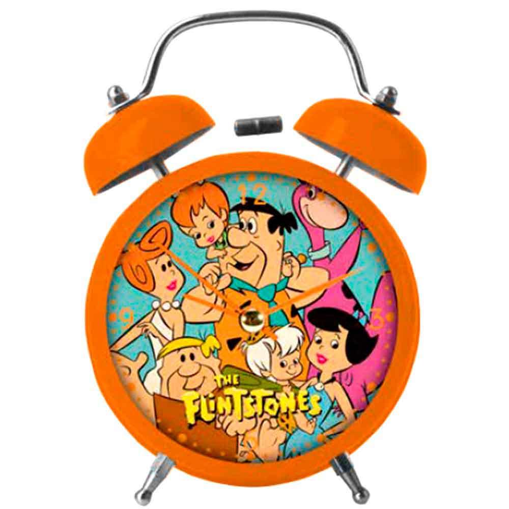 Relogio-Despertador-Os-Flintstones------------------------------------------------------------------