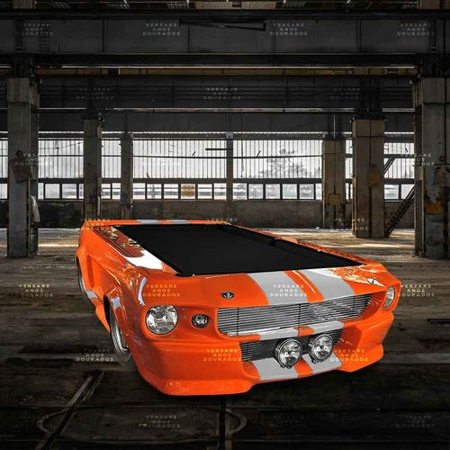 Mesa-de-bilhar-Mustang-Poppy-Red--------------------------------------------------------------------