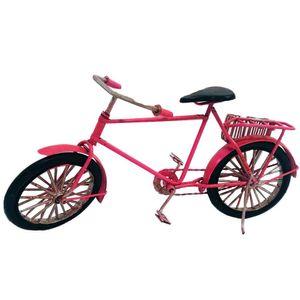 Miniatura-Bicicleta-Rosa----------------------------------------------------------------------------