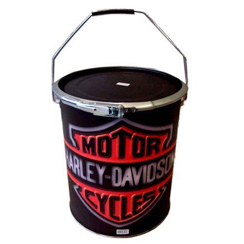 Lata-Decorativa-Porta-Objetos-Harley-Davidson-------------------------------------------------------