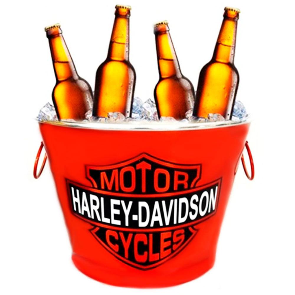 Balde-De-Cerveja-Harley-Davidson-75l