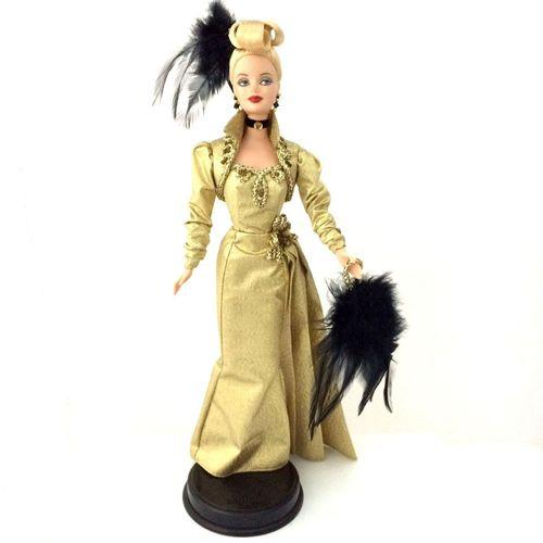 Barbie-Edicao-Limitada-Mgm-Golden-Hollywood-1998