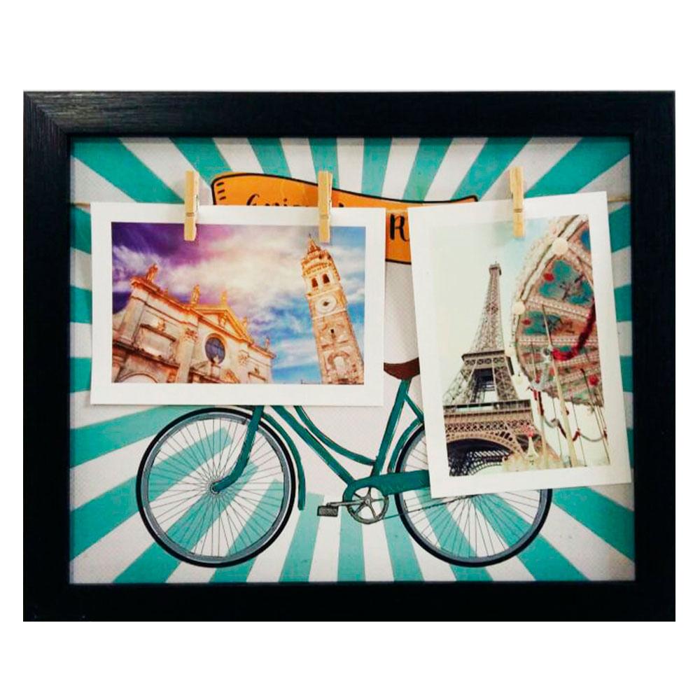Quadro-Porta-Retrato-E-Porta-Recados-Memorias-Enjoy-The-Ride