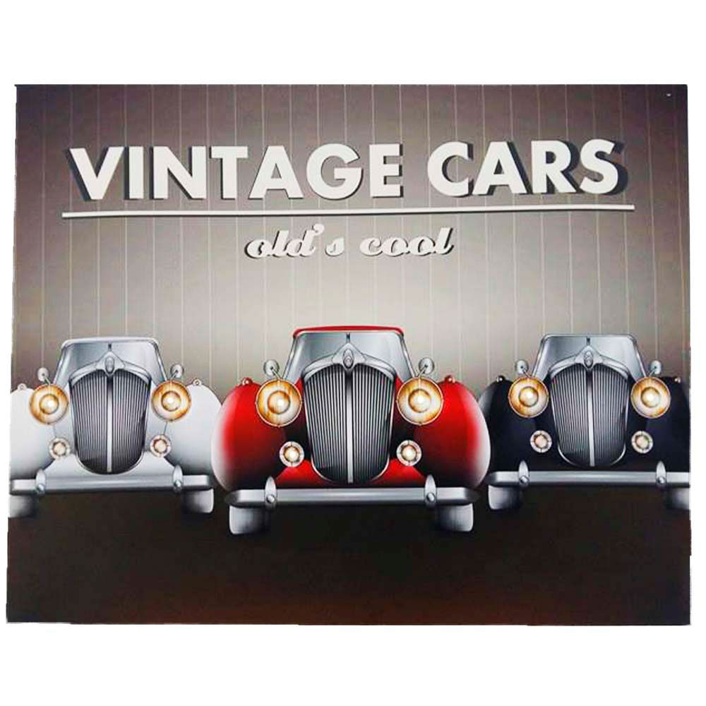 Quadro-Decorativo-Luminoso-Led-Vintage-Cars-Old-s-Cool