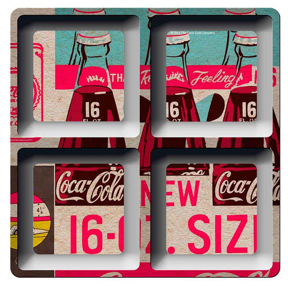 Petisqueira-Quadrada-Bottle-Coca-Cola-Retro