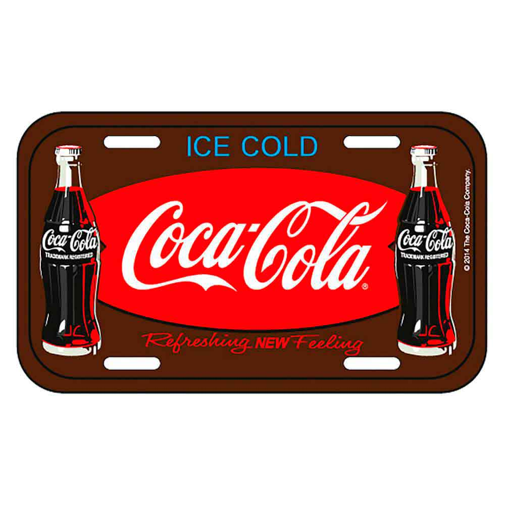 Placa-Metal-Classic-Coca-Cola-Retro