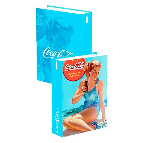 Book-Box-Porta-Trecos-Coca-Cola-Vintage