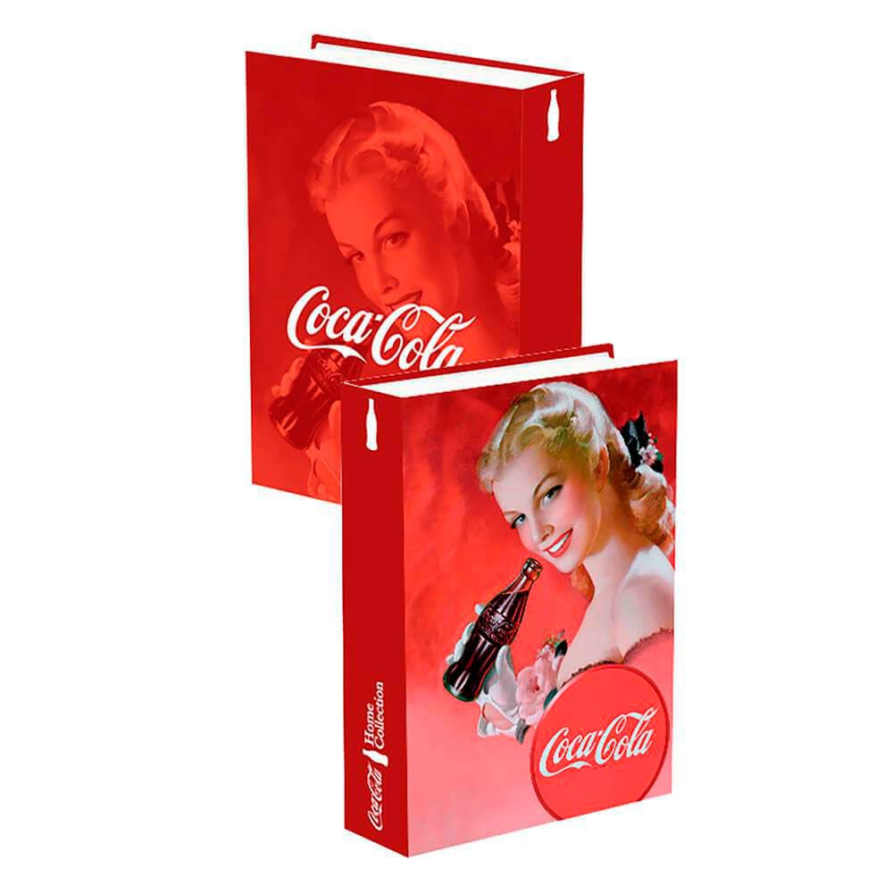 Book-Box-Porta-Trecos-Coca-Cola-Retro