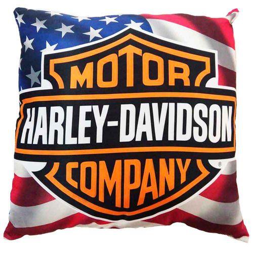 Almofada-Com-Enchimento-Harley-Davidson-American