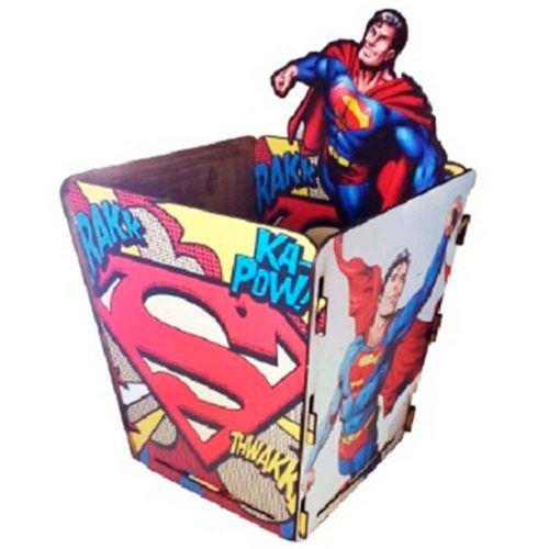 Lixeira-Dc-Comics-Super-Homem