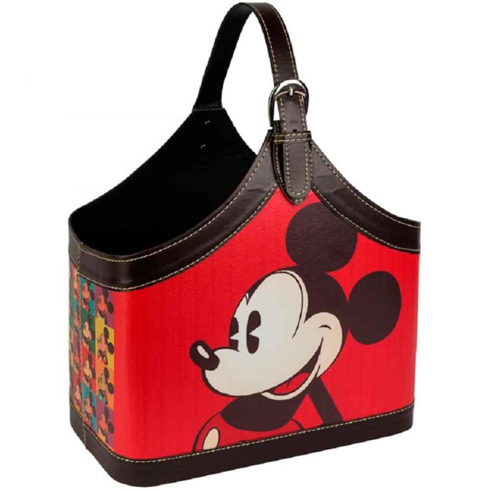Revisteiro-Mickey-Mouse-Retro-Vermelho