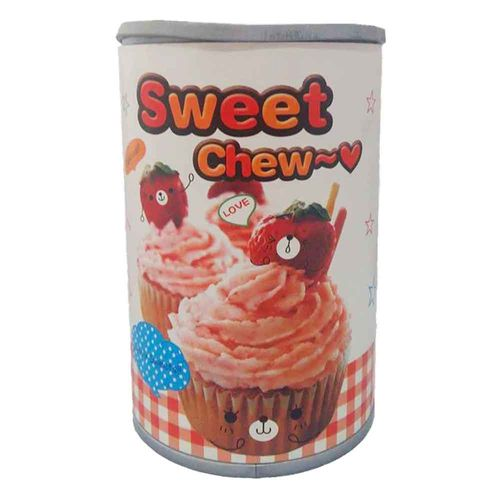 Cofre-Lata-De-Mantimento-Retro-Sweet-Chew