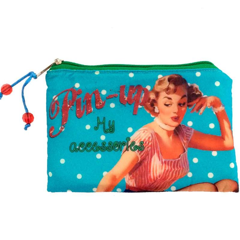 Necessaire-Pin-Up-Azul