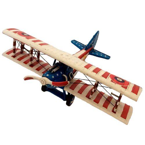 Miniatura-Aeronave-Norte-Americana-2a-Ggm