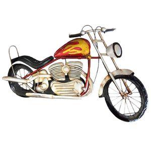 Placa-De-Metal-Motocicleta