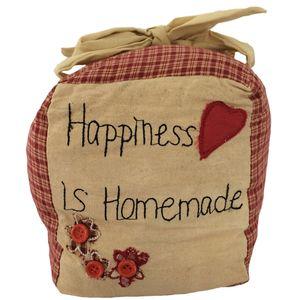 Peso-De-Porta-Happiness-Is-Homemade