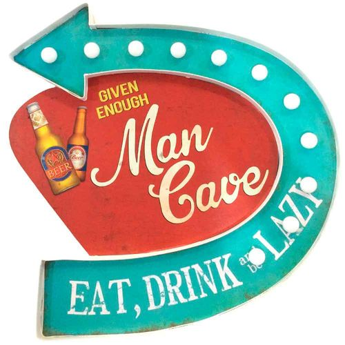 Placa-Luminosa-A-Pilha-Retro-Given-Enought-Man-Cave